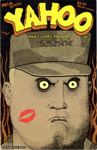 Cover for Yahoo (Fantagraphics, 1988 series) #5