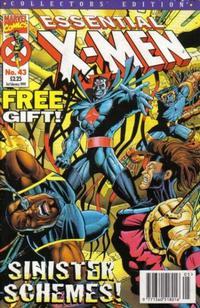 Cover Thumbnail for Essential X-Men (Panini UK, 1995 series) #43