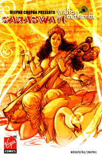 Cover Thumbnail for India Authentic (Virgin, 2007 series) #14