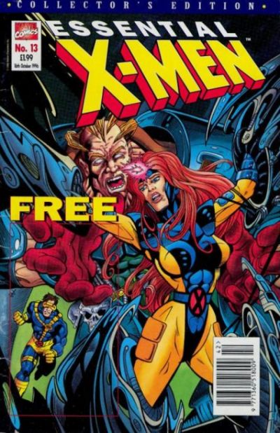 Cover for Essential X-Men (Panini UK, 1995 series) #13