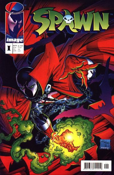 Cover for Spawn (Infinity Verlag, 1997 series) #1