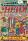 Cover for Heidi (Bastei Verlag, 1977 series) #120