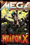 Cover for Mega Marvel (TM-Semic, 1993 series) #4/1994