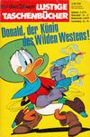 Cover Thumbnail for Lustiges Taschenbuch (1967 series) #4 - Donald, der König des Wilden Westens