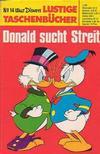 Cover for Lustiges Taschenbuch (Egmont Ehapa, 1967 series) #14 - Donald sucht Streit