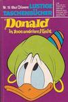 Cover Thumbnail for Lustiges Taschenbuch (1967 series) #16 - Donald in 1000 und einer Nacht