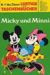 Cover for Lustiges Taschenbuch (Egmont Ehapa, 1967 series) #17 - Micky und Minni