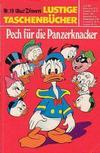Cover Thumbnail for Lustiges Taschenbuch (1967 series) #19 - Pech für die Panzerknacker