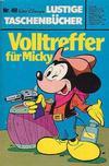 Cover for Lustiges Taschenbuch (Egmont Ehapa, 1967 series) #48 - Volltreffer für Micky