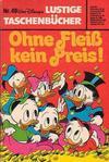 Cover for Lustiges Taschenbuch (Egmont Ehapa, 1967 series) #49 - Ohne Fleiß kein Preis