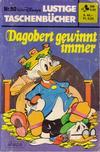 Cover for Lustiges Taschenbuch (Egmont Ehapa, 1967 series) #50 - Dagobert gewinnt immer