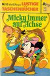 Cover for Lustiges Taschenbuch (Egmont Ehapa, 1967 series) #52 - Micky immer auf Achse [5,- DM]