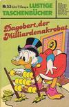 Cover for Lustiges Taschenbuch (Egmont Ehapa, 1967 series) #53 - Dagobert, der Milliardenakrobat