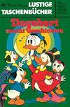 Cover for Lustiges Taschenbuch (Egmont Ehapa, 1967 series) #55 - Dagobert macht Geschichten