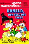 Cover for Lustiges Taschenbuch (Egmont Ehapa, 1967 series) #58 - Donald, der Held des Tages