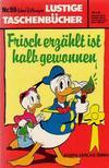 Cover for Lustiges Taschenbuch (Egmont Ehapa, 1967 series) #59 - Frisch erzählt ist halb gewonnen