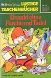 Cover for Lustiges Taschenbuch (Egmont Ehapa, 1967 series) #60 - Donald ohne Furcht und Tadel