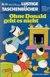 Cover for Lustiges Taschenbuch (Egmont Ehapa, 1967 series) #61 - Ohne Donald geht es nicht