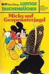 Cover for Lustiges Taschenbuch (Egmont Ehapa, 1967 series) #62 - Micky auf Gespensterjagd