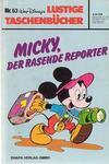 Cover for Lustiges Taschenbuch (Egmont Ehapa, 1967 series) #63 - Micky, der rasende Reporter