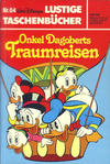 Cover for Lustiges Taschenbuch (Egmont Ehapa, 1967 series) #64 - Onkel Dagoberts Traumreisen