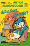 Cover for Lustiges Taschenbuch (Egmont Ehapa, 1967 series) #68 - Alles Gute, Donald! [1. Auflage]
