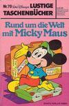 Cover for Lustiges Taschenbuch (Egmont Ehapa, 1967 series) #70 - Rund um die Welt mit Micky Maus
