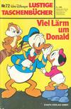 Cover for Lustiges Taschenbuch (Egmont Ehapa, 1967 series) #72 - Viel Lärm um Donald