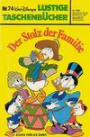 Cover for Lustiges Taschenbuch (Egmont Ehapa, 1967 series) #74 - Der Stolz der Familie