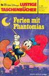 Cover for Lustiges Taschenbuch (Egmont Ehapa, 1967 series) #75 - Ferien mit Phantomias
