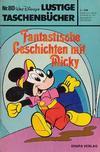 Cover for Lustiges Taschenbuch (Egmont Ehapa, 1967 series) #80 - Fantastische Geschichten mit Micky
