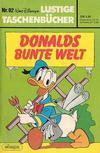 Cover for Lustiges Taschenbuch (Egmont Ehapa, 1967 series) #92 - Donalds bunte Welt