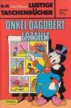 Cover for Lustiges Taschenbuch (Egmont Ehapa, 1967 series) #95 - Onkel Dagobert erzählt