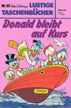 Cover for Lustiges Taschenbuch (Egmont Ehapa, 1967 series) #96 - Donald bleibt auf Kurs