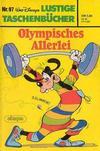 Cover for Lustiges Taschenbuch (Egmont Ehapa, 1967 series) #97 - Olympisches Allerlei