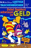 Cover for Lustiges Taschenbuch (Egmont Ehapa, 1967 series) #99 - Onkel Dagobert schwimmt im Geld