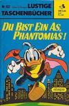 Cover for Lustiges Taschenbuch (Egmont Ehapa, 1967 series) #102 - Du bist ein As, Phantomias!