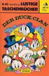 Cover for Lustiges Taschenbuch (Egmont Ehapa, 1967 series) #103 - Der Duck-Clan