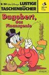 Cover for Lustiges Taschenbuch (Egmont Ehapa, 1967 series) #104 - Dagobert, das Finanzgenie
