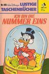 Cover for Lustiges Taschenbuch (Egmont Ehapa, 1967 series) #105 - Ich bin die Nummer eins