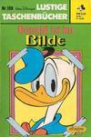 Cover for Lustiges Taschenbuch (Egmont Ehapa, 1967 series) #108 - Donald ist im Bilde