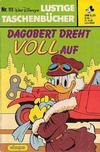Cover for Lustiges Taschenbuch (Egmont Ehapa, 1967 series) #111 - Dagobert dreht voll auf