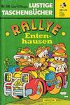Cover for Lustiges Taschenbuch (Egmont Ehapa, 1967 series) #114 - Rallye Entenhausen