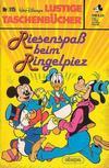 Cover for Lustiges Taschenbuch (Egmont Ehapa, 1967 series) #115 - Riesenspaß beim Ringelpiez