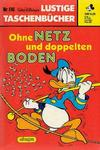 Cover for Lustiges Taschenbuch (Egmont Ehapa, 1967 series) #116 - Ohne Netz und doppelten Boden