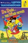 Cover for Lustiges Taschenbuch (Egmont Ehapa, 1967 series) #117 - Die Ducks ... vom Winde verweht [1. Auflage]