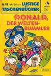 Cover for Lustiges Taschenbuch (Egmont Ehapa, 1967 series) #118 - Donald, der Weltenbummler