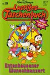 Cover for Lustiges Taschenbuch (Egmont Ehapa, 1967 series) #120 - Entenhausener Wunschkonzert