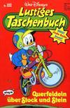 Cover for Lustiges Taschenbuch (Egmont Ehapa, 1967 series) #122 - Querfeldein über Stock und Stein