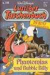 Cover for Lustiges Taschenbuch (Egmont Ehapa, 1967 series) #144 - Phantomias und Bubble Billy